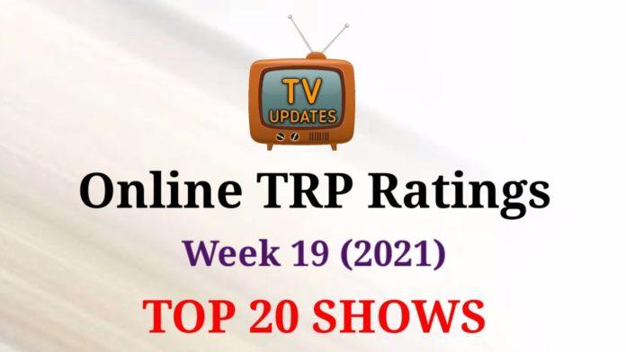 TRP Week 19 2021
