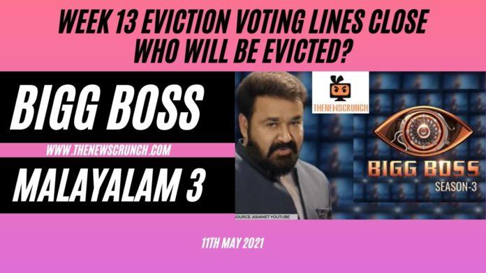 Bigg-Boss-Malayalam-Season-3-vote-results-12th-may-2021-vote results