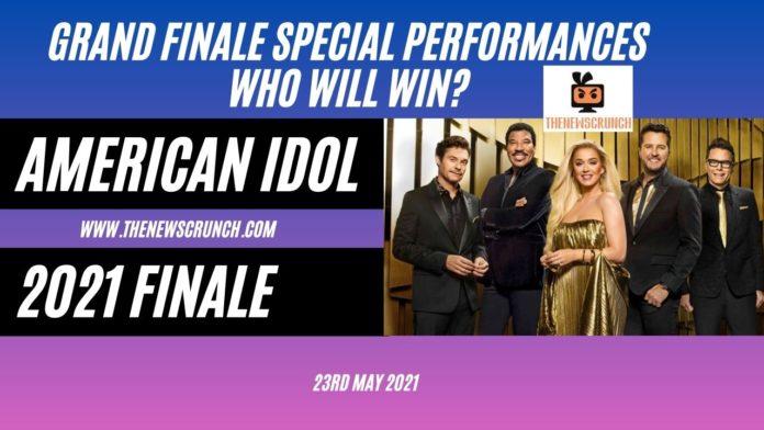 american idol 2021 grand finale voting