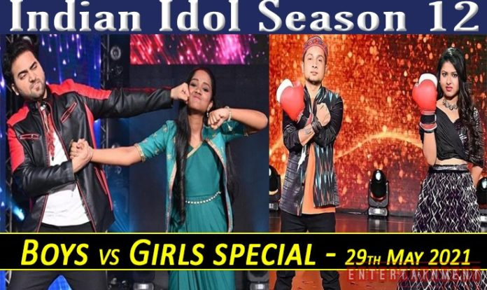 indian idol 12 online voting seventh elimination 29th 30th may episode