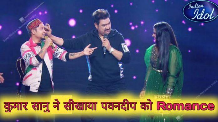 Indian Idol 12 Kumar Sanu