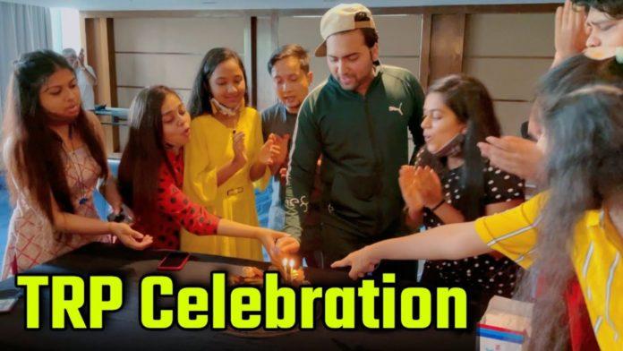 Indian Idol 12 TRP Celebrations