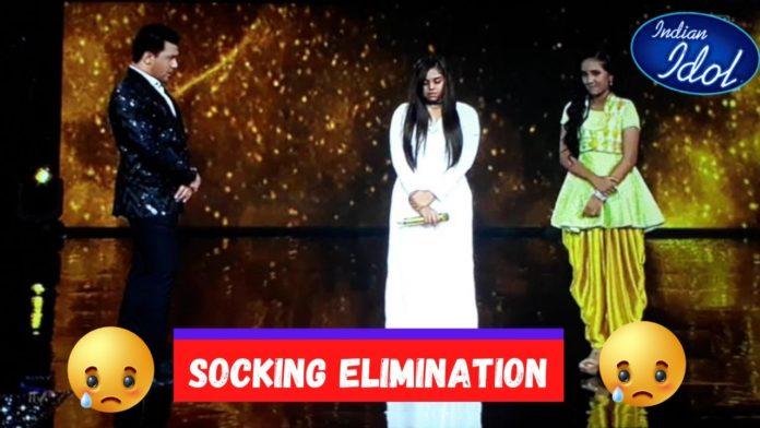 Indian idol 12 elimination Anjali gaikwad