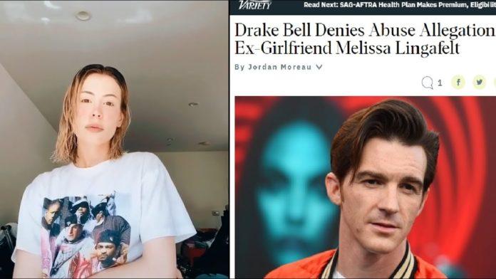 Melissa Lingafelt drake bell ex-girlfriend wiki unknown facts