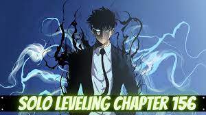 Solo Leveling Chapter 156 spoilers raw scan release date
