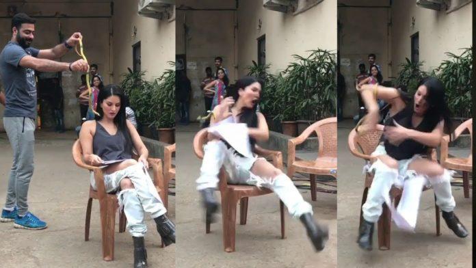 Sunny Leone Prank Video