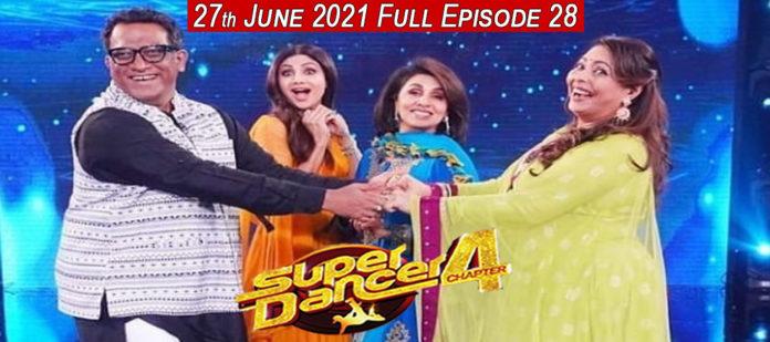 Super-Dancer-Chapter-4-elimination-27th-june-episode