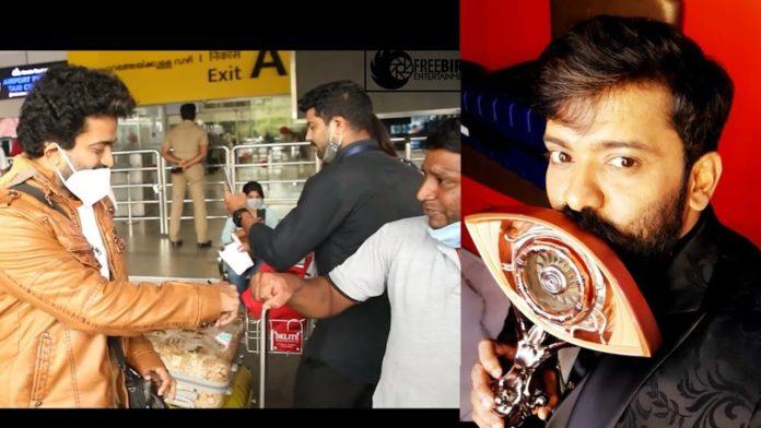 Bigg Boss Malayalam 3 winner manikuttan