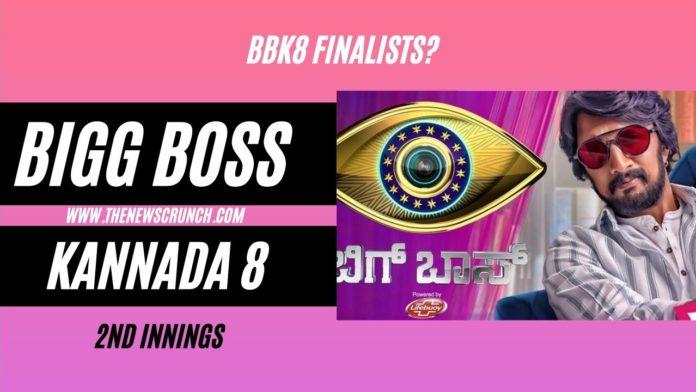 bigg boss kannada 8 finalists