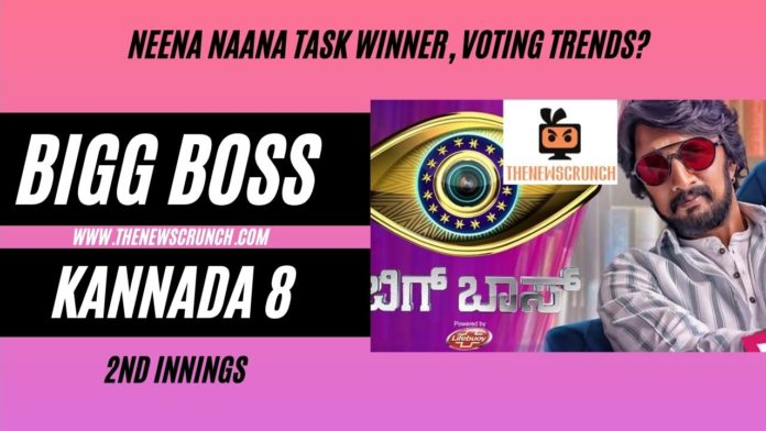 bigg boss kannada 8 vote results 21 july