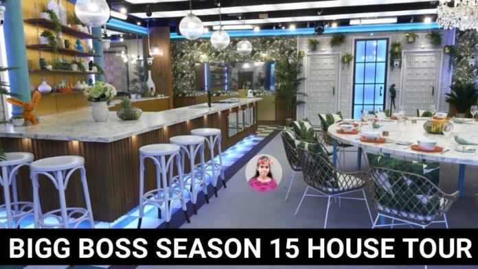 BB15 house tour