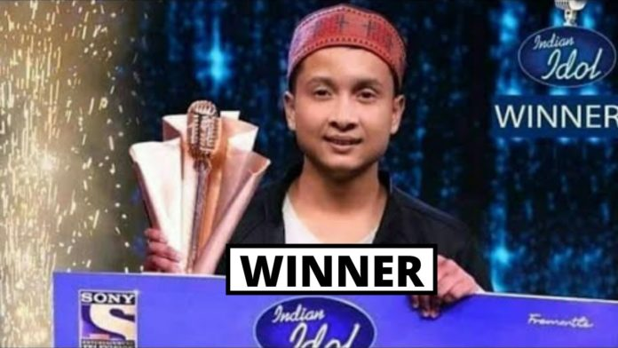Indian Idol 12 Winner Pawandeep