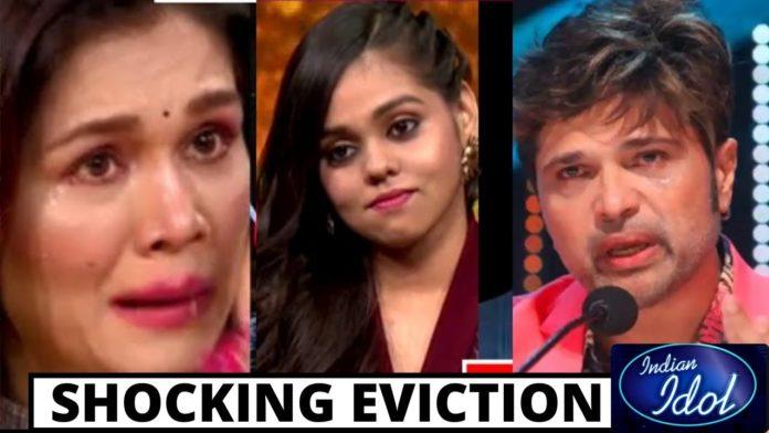 Indian Idol 12 elimination Shanmukhapriya
