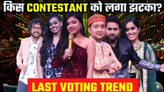 Indian Idol 12 voting trends updates