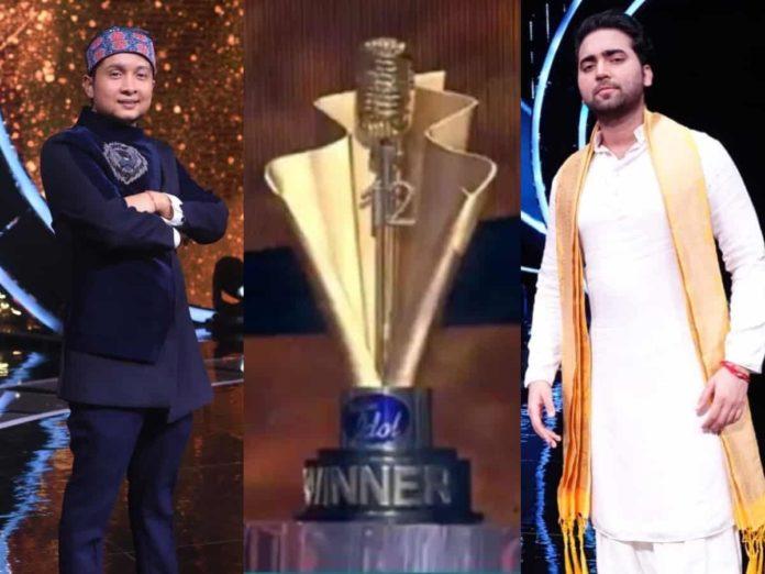 Mohd Danish Pawandeep Indian Idol 12 winner