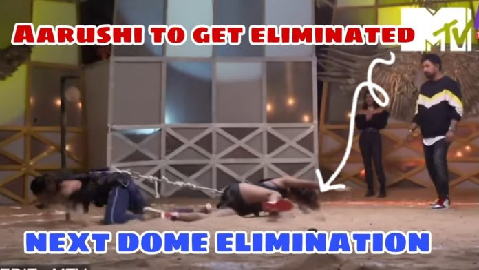 Splitsvilla X3 episode 25 elimination ideal match dome session vote out wildcards