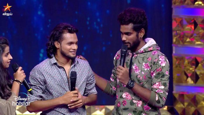 Sridhar Sena elimination Super Singer 8