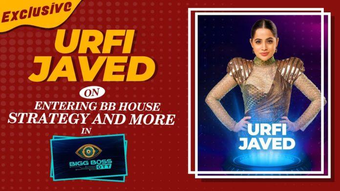 Urfi Javed BB OTT
