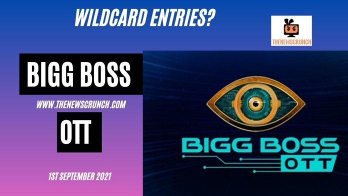 bigg boss ott wildcard entries list