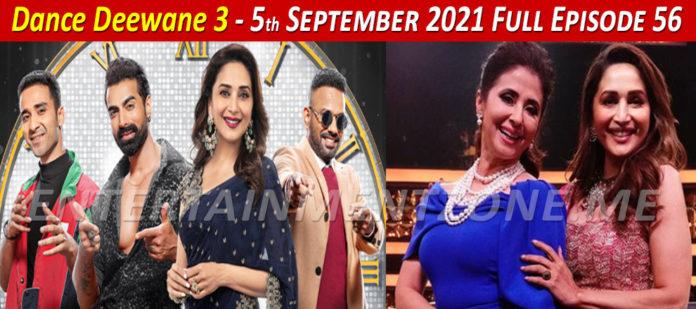 Dance-Deewane-Season-3-elimination-5th-September-2021