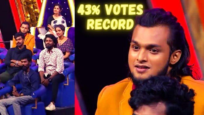 Super Singer 8 Voting