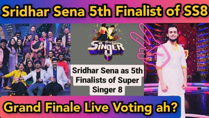 Super Singer 8 WIld Card Voting