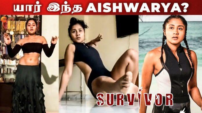 Survivor Tamil Aishwarya Krishnan