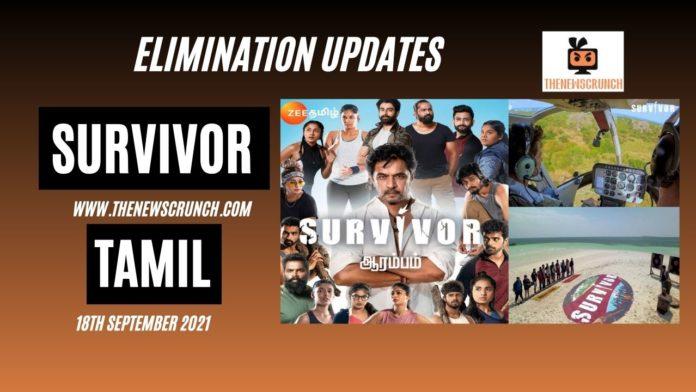 survivor tamil elimination updates