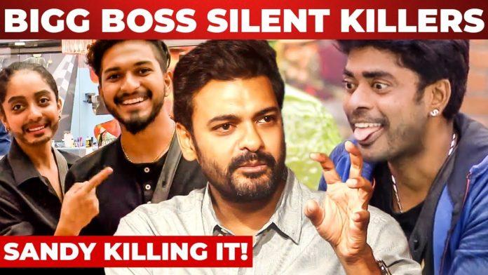 Abhinay Vaddi Bigg Boss 5 Tamil